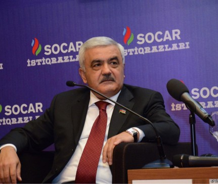Rovnag Abdullayev: SOCAR intends to diversify its financing channels